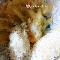 宝宝辅食【鸡蛋土豆泥饭饼】的做法图解3