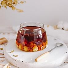 红枣桂圆枸杞莲子糖水