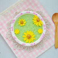 太阳花蔬菜牛奶汤#柏翠辅食节-辅食添加#