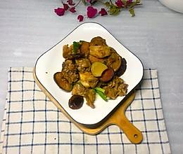 #肉食者联盟#香菇炒鸡肉的做法