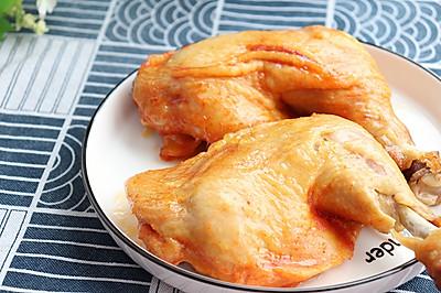 奥尔良嫩烤鸡腿
