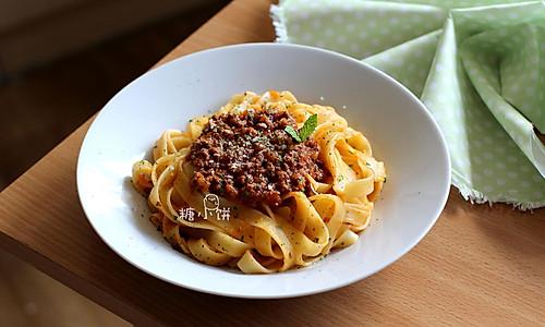 【Bolognese肉酱意面】经典传统款肉酱意面的做法