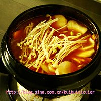 大酱汤 的做法图解4