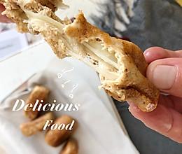 #钟于经典传统味#红枣芝士年糕的做法