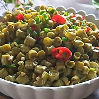 #父亲节,给老爸做道菜#清炒酸豇豆的做法图解6