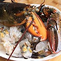 ·龙虾粥·鲜美养生粥 附详细的大龙虾分解方法的做法图解7