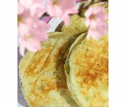#人人能开小吃店#妈妈的手艺——葱油饼的做法