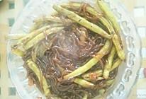 妈妈教的东北菜——豆角炖粉条的做法