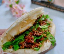 #缤纷下午茶#潼关肉夹馍的做法