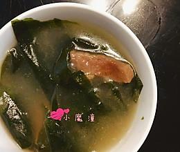 韩式海带牛肉汤的做法