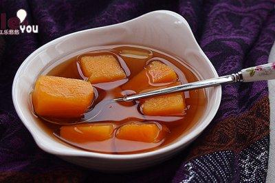 番薯糖水 【回忆的味道】