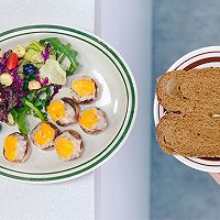 芝士培根芋泥烤口蘑—快手小食系列的做法图解19