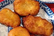 软糯甜香蕃薯饼的做法