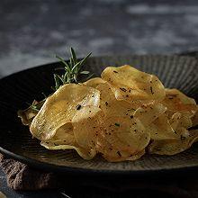 daogrs M6s搪瓷蒸烤箱:烤土豆片