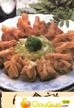 油豆腐皮卷的做法