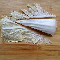 鱼香白菜的做法图解2