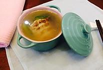 苦瓜带鱼例汤的做法