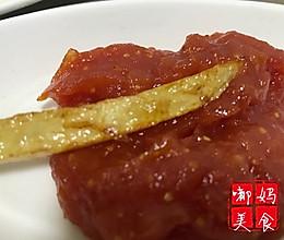 自制薯条番茄酱的做法