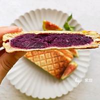 紫薯三明治的做法图解9