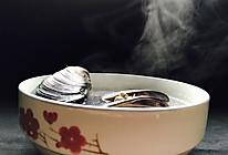 滋阴淡菜汤的做法
