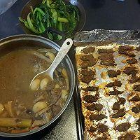 清补羊肉汤&烤牙签羊肉的做法图解7