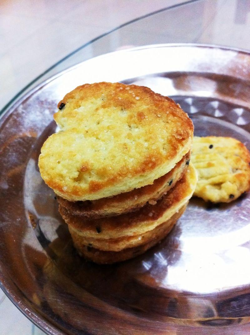 原味黄油曲奇 8寸原味芝士蛋糕. 土豆的极致吃法—.图片