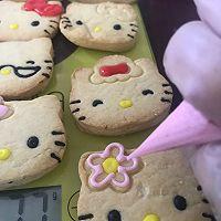 萌萌Kitty饼干,给孩子六一节的礼物的做法图解9