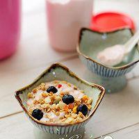 #易极优DIY酸奶# 早餐酸奶水果麦片的做法图解5