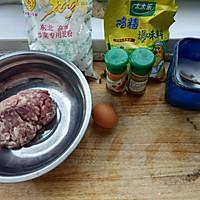干炸小肉丸(麻辣孜然味)的做法图解1