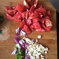 金针菇酸汤肥牛卷的做法图解2