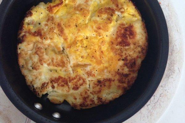 煎蛋的做法