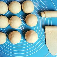 牛奶福气小排包的做法图解7