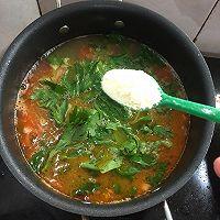 西红柿羊杂汤的做法图解12