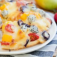 缤纷水果披萨的做法图解13