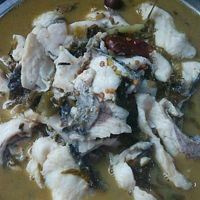 【猫咪之家】酸菜鱼的做法 步骤10