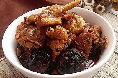 风味香焖鸭肉#胃,我养你啊#