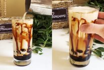 黑糖珍珠奶茶~夏日自制奶茶的做法