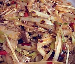 大葱拌白肉的做法