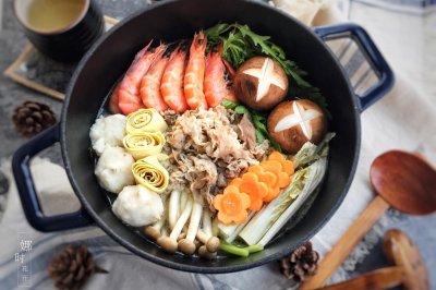 私厨养生锅·冬日里温暖你的心