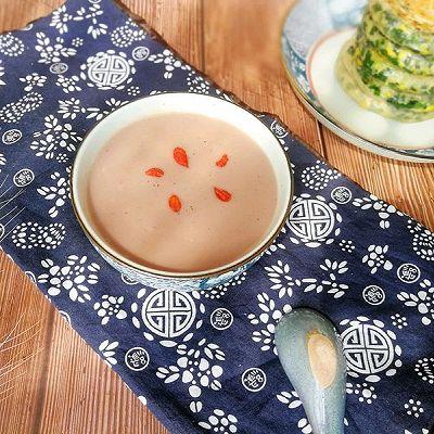 爱美女神们的选择:红豆薏米红枣糊