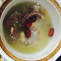 西洋参猪心汤的做法图解4