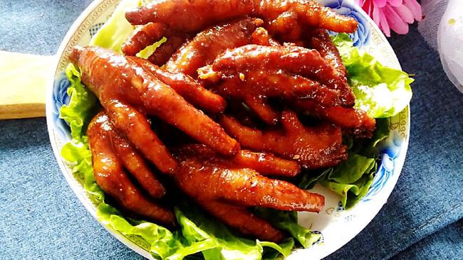 #好吃不上火#怪味鸡爪的做法
