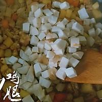 三丁炒鸡腿#金龙鱼外婆乡小榨菜籽油 最强家乡菜#的做法图解14