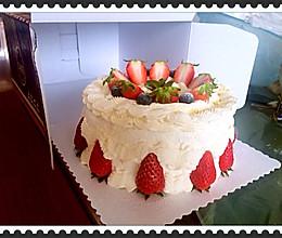 标花蛋糕的做法
