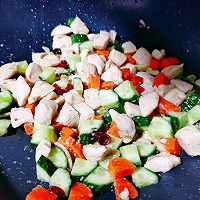 #餐桌上的春日限定#中式特色菜【宫保鸡丁】 | 元気汀的做法图解11