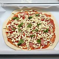 【意味】意大利披萨 自制PIZZA酱 #精品菜谱挑战赛#的做法图解36