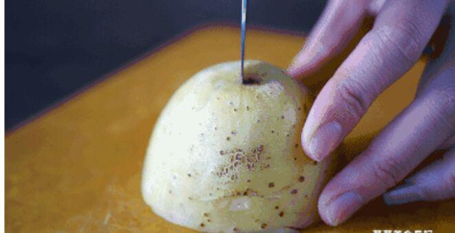 天堂美食——黄油土豆图片