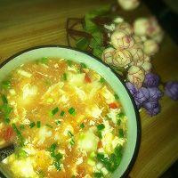 西红柿鸡蛋面疙瘩的做法图解4