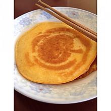 奶香玉米面小软饼