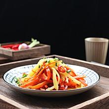 夏日凉菜——凉拌三丝